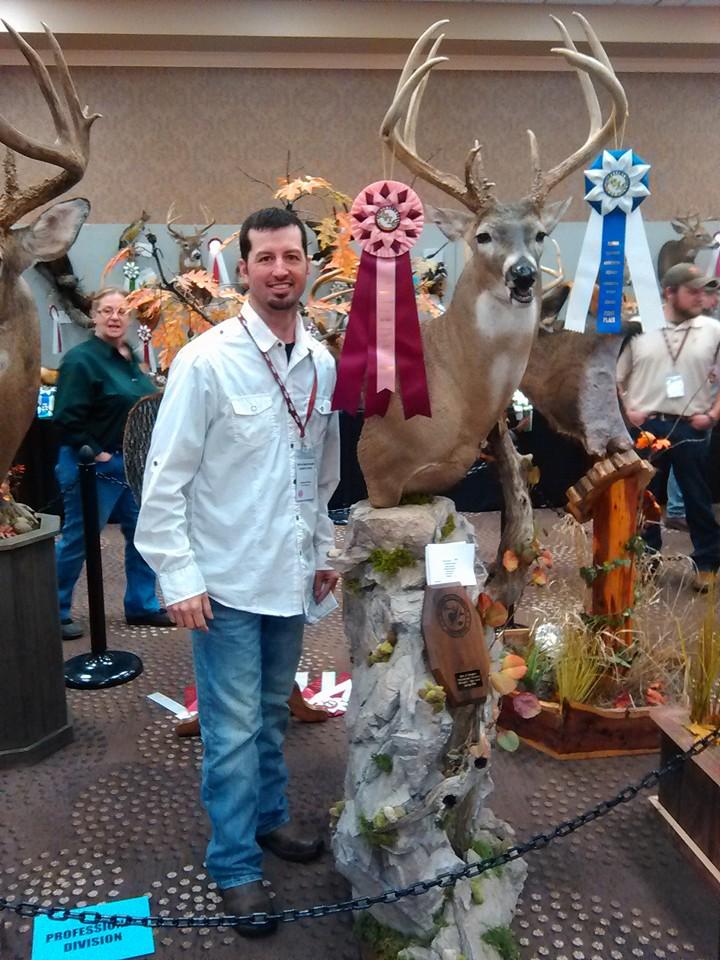 ILL show deer 2016